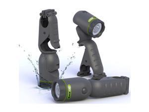 Blackfire Clamplight Waterproof-Grey BBM905