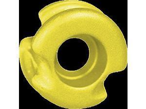 "Super Deuce 38 Yellow Peep Sight 7/32"""