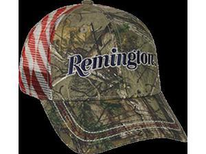 Outdoor Cap Remighton Realtree Xtra Mesh Back w/USA Flag Hat