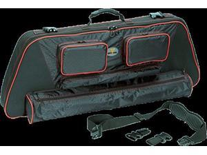 """Slinger 41"""" Bow Case System w/Red Accent"""