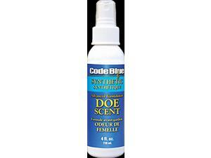 Code Blue Synthetic Doe Scent 4oz