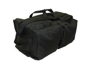 TAC DUFFEL BAG 25X10X13.5IN BLK