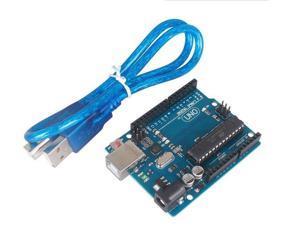Arduino UNO R3 Board With UNO R3 Case And Cable