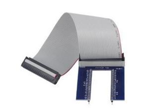 Assembled U Type Plus GPIO Expansion Board + 20cm FC40 40pin Flat Ribbon Cable for Raspberry Pi Model B+, 2 model B, Raspberry Pi 3