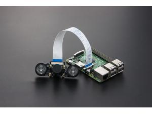 WWH-1pc 5MP Night Vision Camera for Raspberry Pi