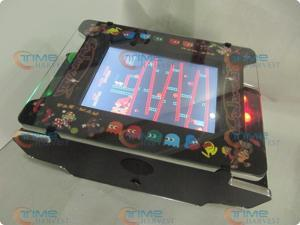 15 inch LCD Mini Table Cocktail Arcade Machine With Classical Games 276 In 1PCB/With long shaft joystick and Illuminated ...