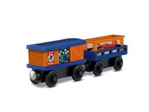 Thomas Wooden Railway - Crawly Critters Cargo Car FRPU4504 FISHER-PRICE