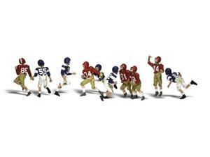 A1895 Youth Football Players HO WOOU1895 DESIGN PRESERVATION MODELS