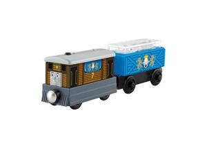 Thomas Wooden Railway - Toby's Royal Cargo Car FRPY5018 FISHER-PRICE