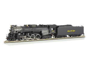Bachmann-2-8-4 Berkshire w/DCC -- Nickel Plate Road #765 (Rail Fan Version) - HO