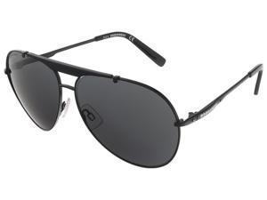 Dsquared DQ0177/S 01A Black Aviator sunglasses
