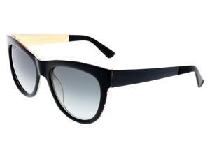 Gucci GG3739/S 2EN Black Round Sunglasses