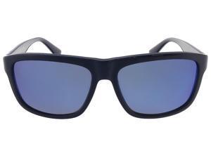 Salvatore Ferragamo SF710S 418 Blue  Rectangular sunglasses
