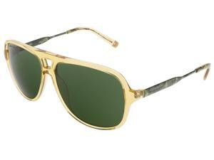 Dsquared DQ0186/S 45N Honey Brown Aviator sunglasses