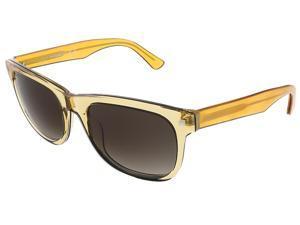 Dsquared DQ0174/S 45B Translucent Honey Square sunglasses