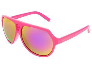 Dsquared DQ0093/S 75Z Neon Pink Aviator sunglasses