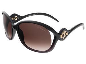Roberto Cavalli RC576S/S 05Z Purple/Black Rectangular sunglasses