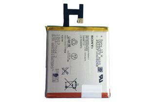 Xperia Z battery+flex connector Li-ion power cell For Sony Xperial Z LT36H L36H
