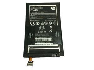 Replacement EV40 Battery Li-polymer Battery for Motorola Razr HD/Razr Maxx HD