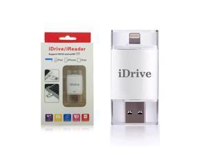 16GB iDrive iReader iFlash Fat32 External Storage USB Flash For Ipad Mini 2 3 4 Air 5 Iphone 5 5S 6S Plus