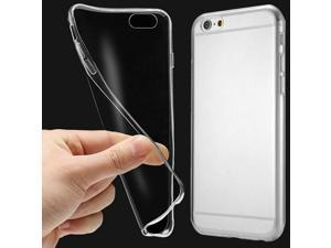 Ultra Thin Slim Crystal Clear Transparent Soft Silicone TPU Case Cover For Iphone 6 Iphone 6S 4.7""