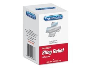 PhysiciansCARE PhysiciansCare Sting Relief Pad ACM90236