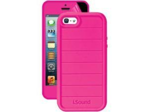 Isound ISOUND ISOUND-5341 iPhone 5 5s 3-In-1 Duraguard Case (Pink) DRM5341