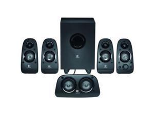 Logitech Z506 5.1 Speaker System 20 kHz - 980-000430 2DF4134