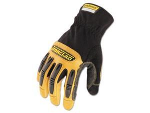 IRONCLAD PERFORMANCE WEAR Ranchworx Leather Gloves IRNRWG204L