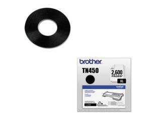 Shoplet Best Value Kit - Chartpak Graphic Chart Tape (CHABG6201) and Brother ...
