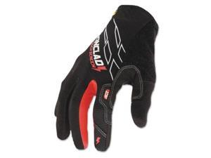 Touchscreen Gloves Black/Red Medium