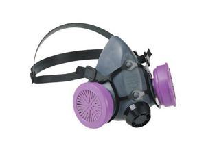North safety 5500 Series Low Maintenance Half Mask Respirators - 550030L SEPT...