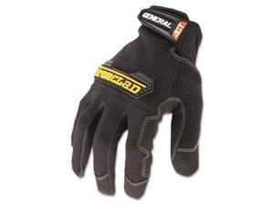 IRONCLAD PERFORMANCE WEAR General Utility Spandex Gloves IRNGUG04L
