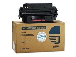 Troy 02-81127-001 (Replaces HP OEM # Q2610A) High-Quality MICR Toner Cartridge, 6,300 page yield&#59; Black