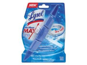 LYSOL Brand No Mess Max Automatic Toilet Bowl Cleaner RAC89341