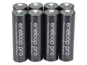 Panasonic PANASONIC BK-3HCCA8BA eneloop XX Batteries (AA&#59; 8 pk) SPKBK3HCCA8BA