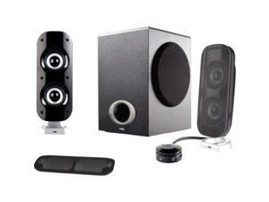Cyber Acoustics CA-3810 2.1 Speaker System - 38 W RMS 2PL8713