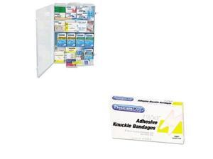 PhysiciansCARE Value Kit - PhysiciansCARE Industrial First Aid Kit for 150 Pe...
