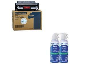 Troy Value Kit - Troy 0281038001 96A Compatible MICR Toner (TRS0281038001) an...