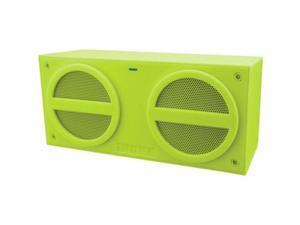 Ihome iHome iBN24 Speaker System - Wireless Speaker(s) - Green 2VQ9910