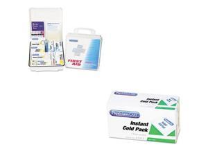 PhysiciansCARE Value Kit - PhysiciansCARE Office First Aid Kit (ACM60003) and...