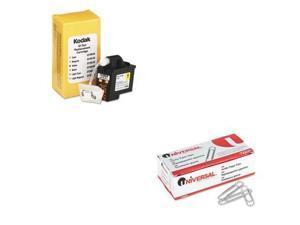 Shoplet Best Value Kit - Kodak 22138200 Quantum Ink (ECD22138200) and Univers...