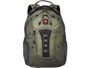 "Wenger GRANITE Carrying Case (Backpack) for 16"" Notebook - Dark Olive 2TW9712"
