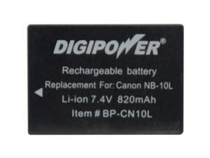 Digipower DigiPower BP-CN10L Digital Camera Battery 2VV2599