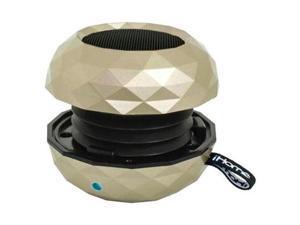 Ihome iHome Speaker System - Wireless Speaker(s) - Champagne 2VQ9920