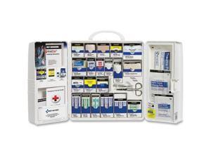 Large First Aid Kit 209-Pieces OSHA Compliant Plastic Case