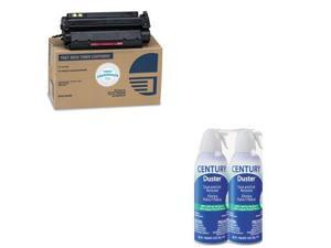 Troy Value Kit - Troy 0281128001 13A Compatible MICR Toner (TRS0281128001) an...