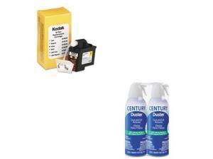Kodak Value Kit - Kodak 22138200 Quantum Ink (ECD22138200) and Falcon Safety ...
