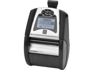 Zebra QLN320 Direct Thermal Printer - Monochrome - Portable - Label Print 2UX...