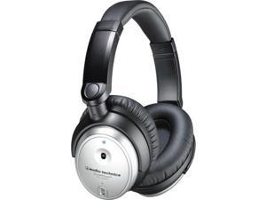 Audio-technica Audio-Technica ATH-ANC7b QuietPoint Active Noise-cancelling He...